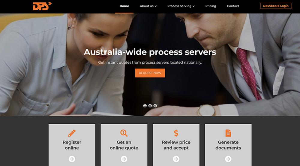 Digital Process Servers