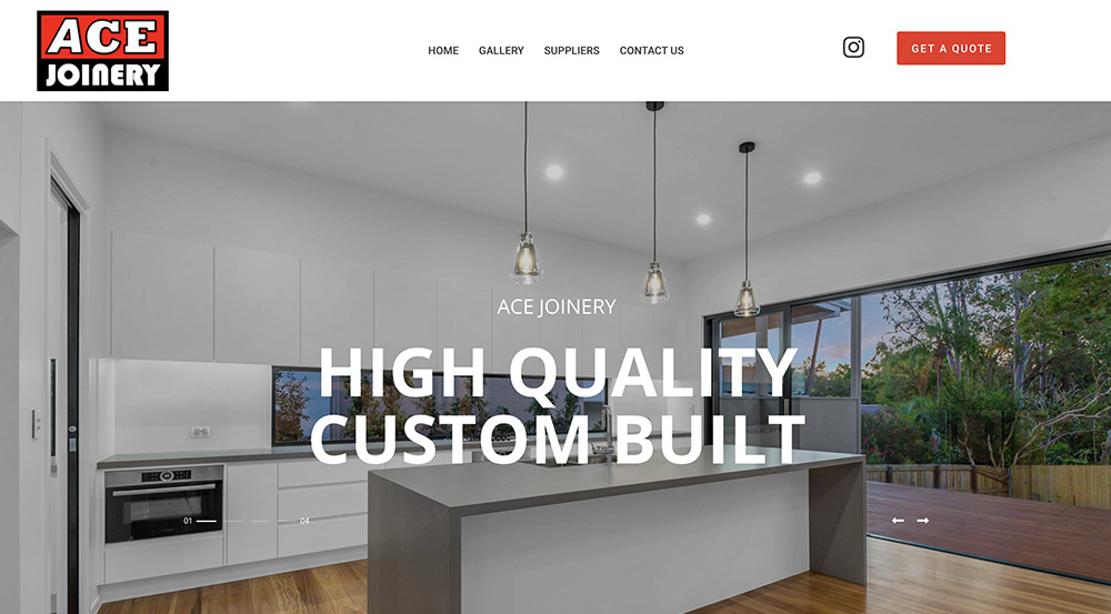ACE Joinery