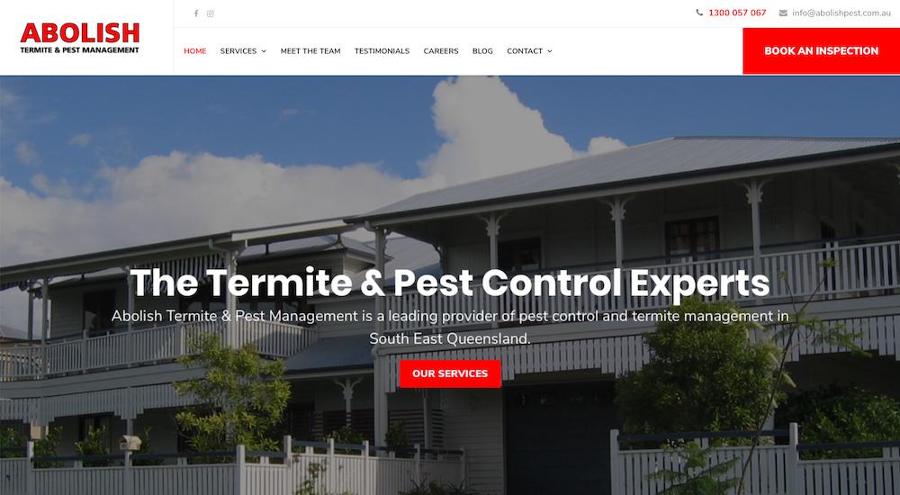 Abolish Termite and Pest Management