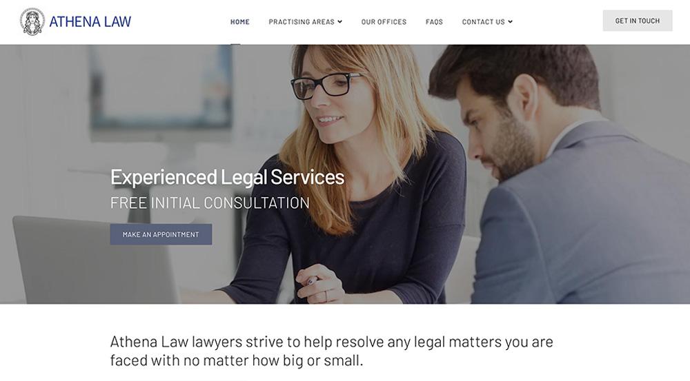 Athena Law