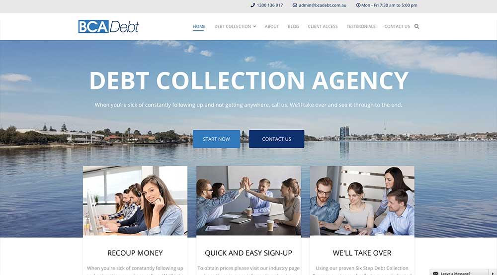 BCA Debt