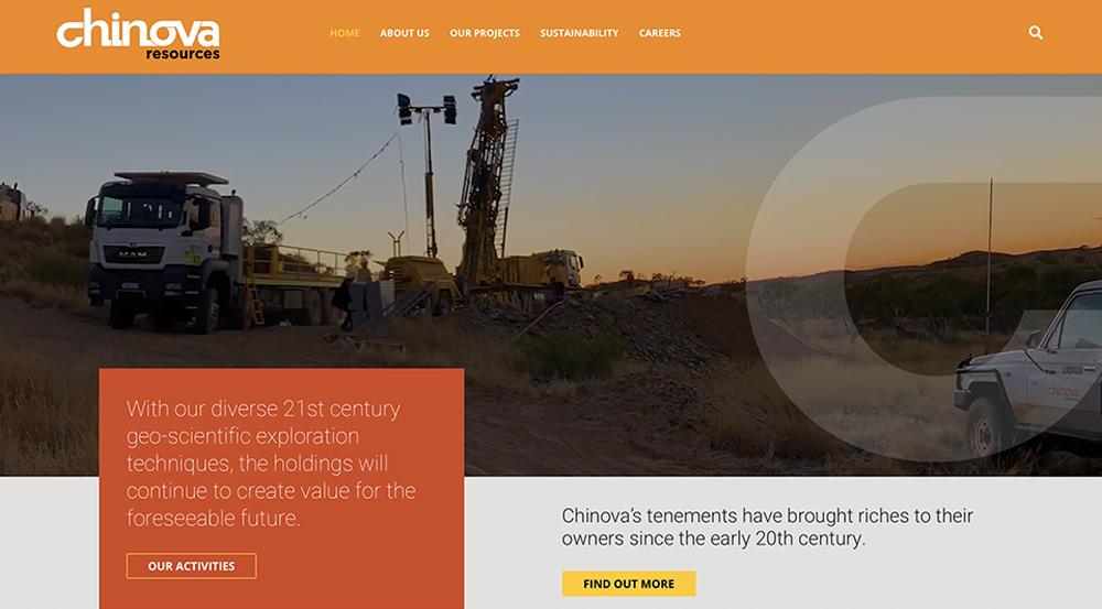Chinova Resources