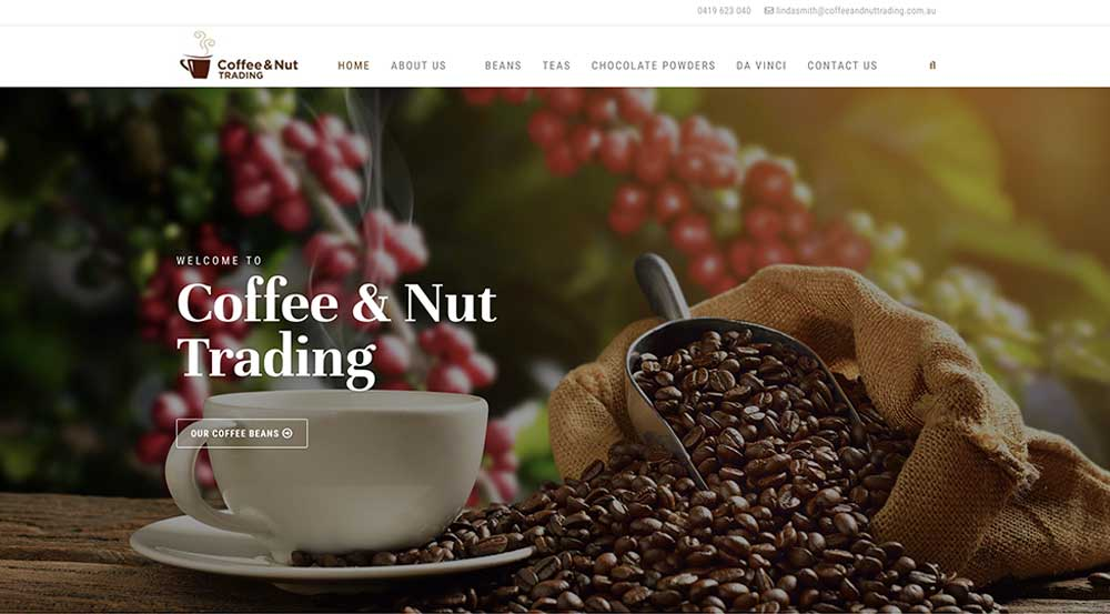 Coffee & Nut Trading