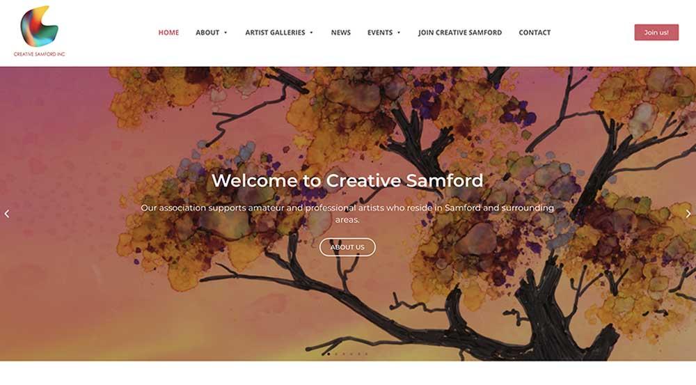 Creative Samford