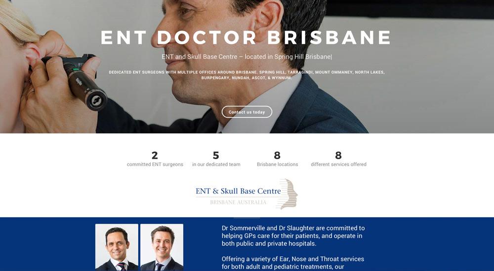 ENT Clinics Brisbane