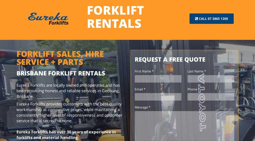 Eureka Forklifts