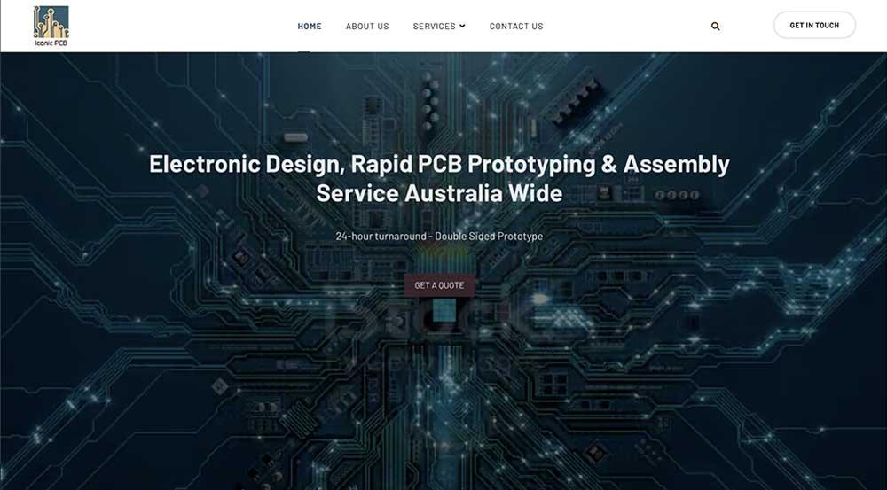 Iconic PCB