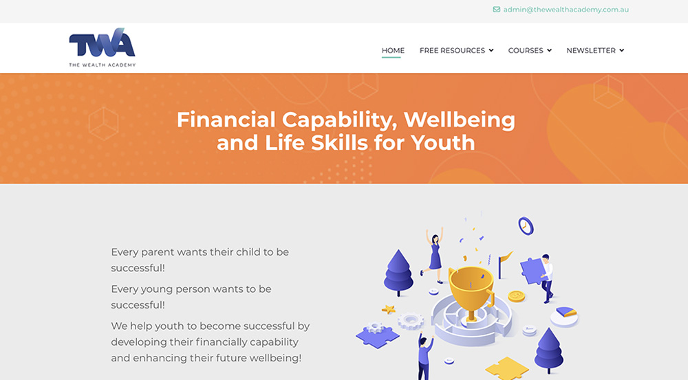 The Wealth Academy